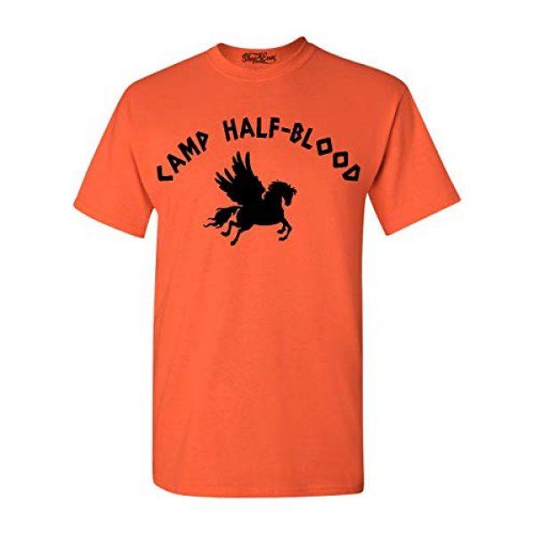 Shop4Ever Graphic Tshirt 1 Camp Half Blood T-Shirt
