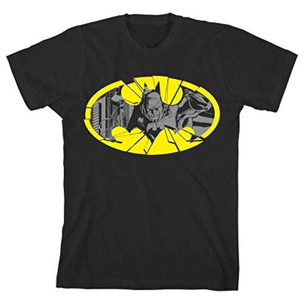 Bioworld Graphic Tshirt 1 Batman DC Comic Superhero Short Sleeve Graphic Tee