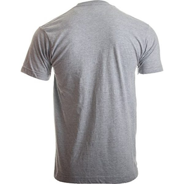 Ann Arbor T-shirt Co. Graphic Tshirt 2 Top Dad   Funny 80s Father Humor Movie Gun 1980s Military Air Force Men T-Shirt