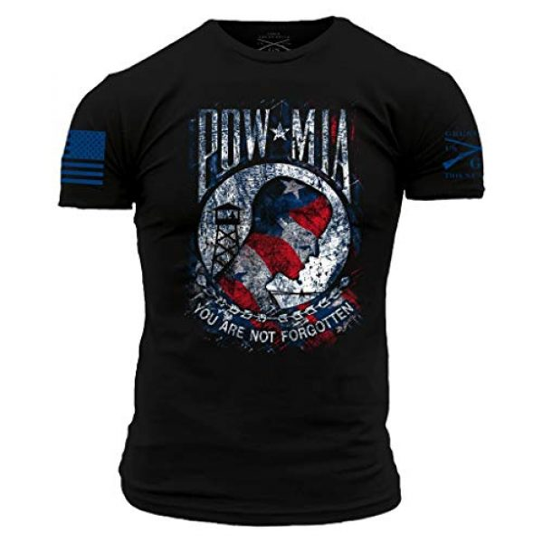 Grunt Style Graphic Tshirt 1 POW/MIA 2019 Men's T-Shirt