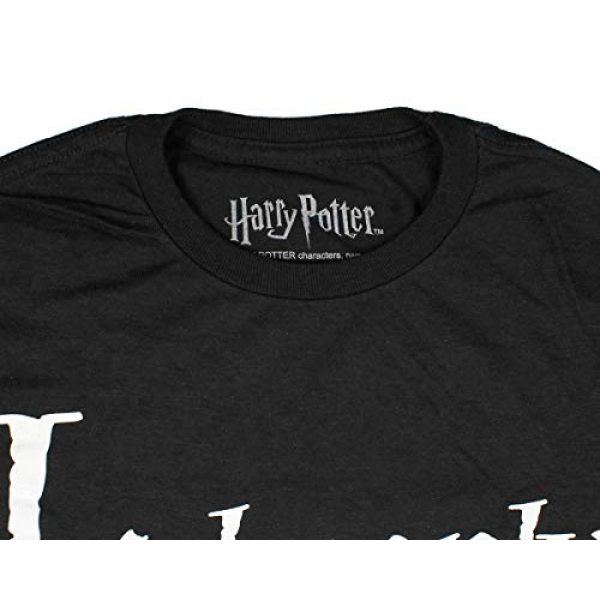 Bioworld Graphic Tshirt 3 Harry Potter Hogwarts Marauder's Map I Solemnly Swear That I Am Up to No Good Men's Black Tee T-Shirt Shirt