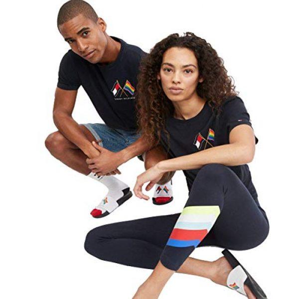 Tommy Hilfiger Graphic Tshirt 4 Women's Unisex Pride T Shirt
