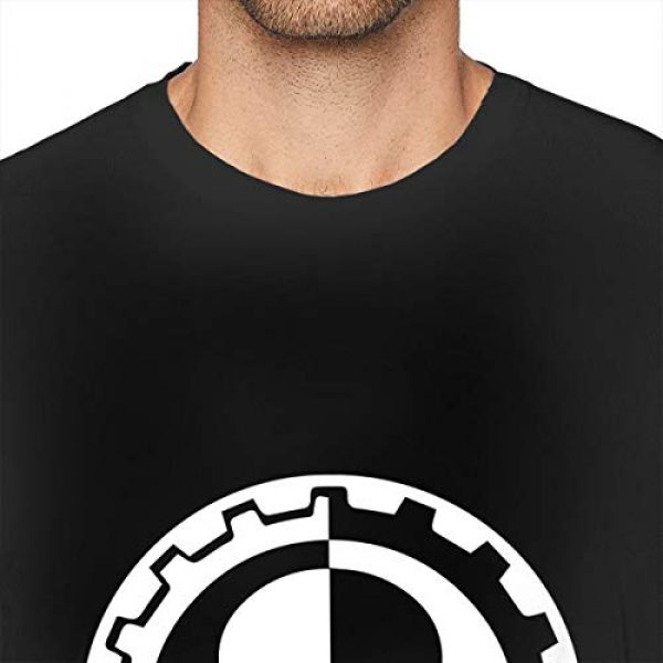 DEMISCHO Graphic Tshirt 3 Urheen W-arhammer 40k Men's T-Shirt,Short Sleeve Novelty 3D Printed Summer Casual Fashion Top