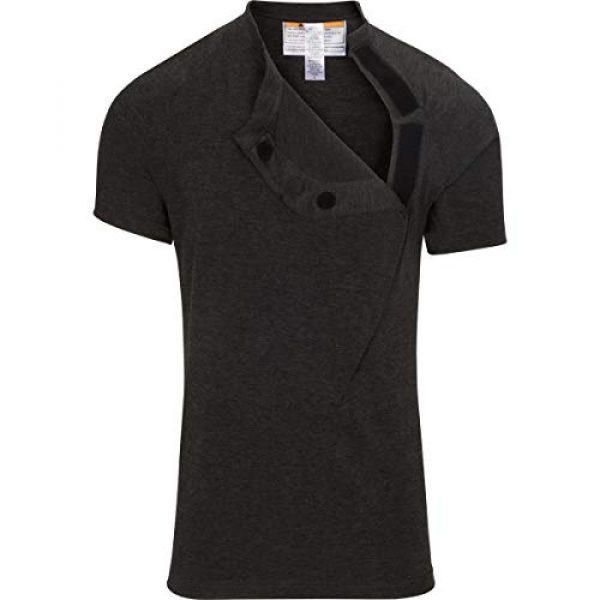 DadWare Graphic Tshirt 1 Bondaroo Skin to Skin Kangaroo Care Bonding tee Shirt for New New Dad