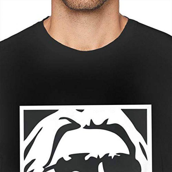 Vireieud Graphic Tshirt 3 Wooo-Wrestling Nature Boy RIC Flair Men Short Sleeve Cotton Blouse Tops