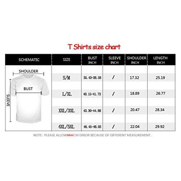 YX GIRL Graphic Tshirt 5 Pocket t-Shirt Summer Cotton t Shirts Men/Women Printed Novelty tees
