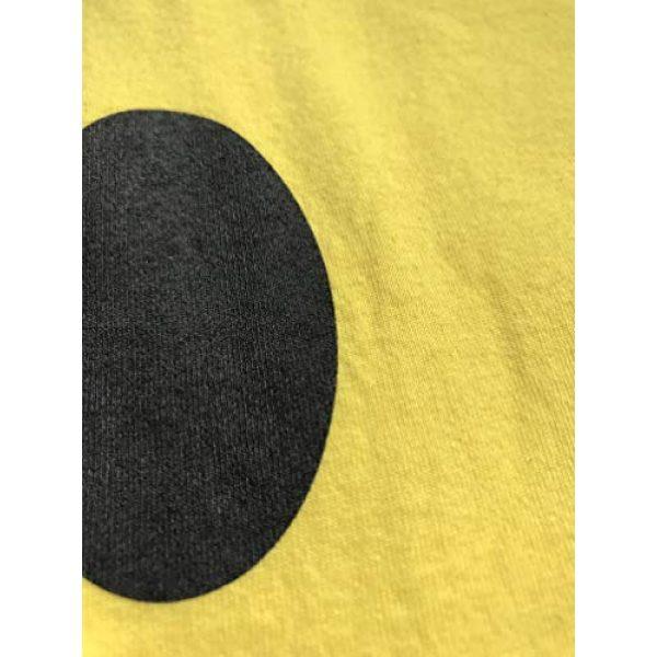 Ann Arbor T-shirt Co. Graphic Tshirt 4 Smiling Face   Cute, Positive, Happy Smile Fun Teacher T-Shirt for Men or Women