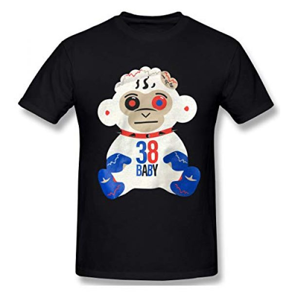 AntaQuyaN Graphic Tshirt 1 AntaQuya Young-boy Fashionable Men's Short Sleeve Summer T-Shirt
