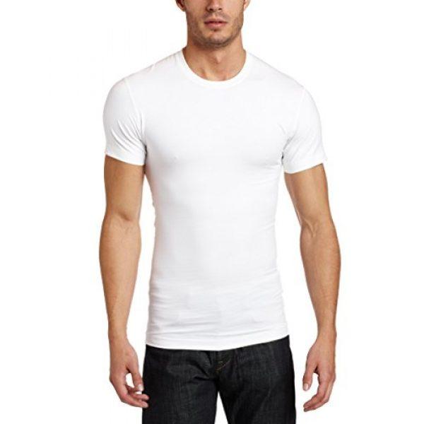 2(X)IST Graphic Tshirt 1 Shapewear Form Crew Neck T-Shirt