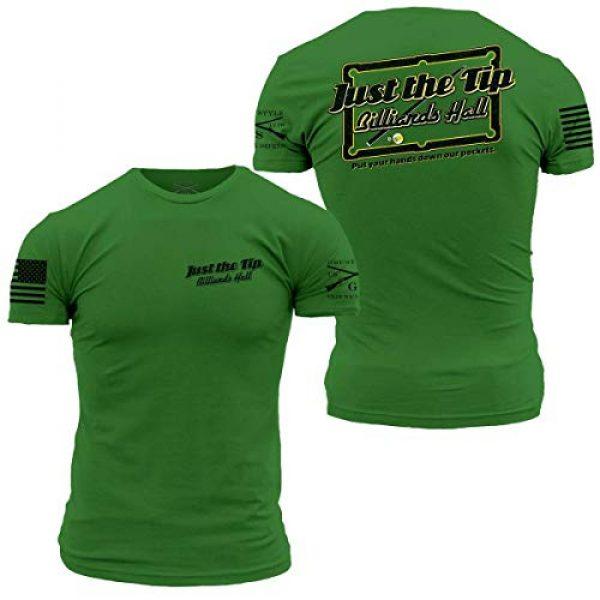 Grunt Style Graphic Tshirt 1 Just The Tip Billards Men's T-Shirt