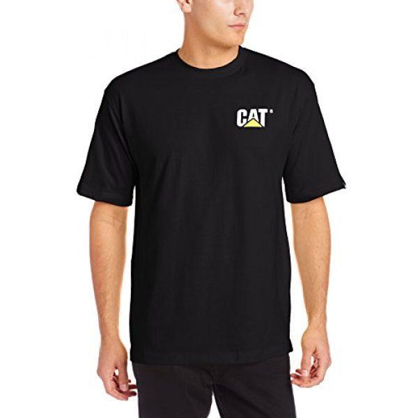 Caterpillar Graphic Tshirt 1 Men's Trademark T-Shirt (Regular and Big & Tall Sizes)