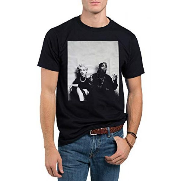 DOBY Graphic Tshirt 2 Urban Vintage Graphic Printed Men's Casual T-Shirt