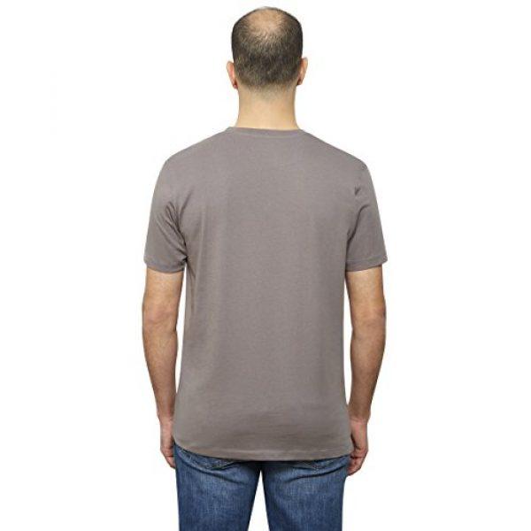 Organic Signatures Graphic Tshirt 4 Men's Short-Sleeve Crewneck 100% Organic Cotton T-Shirt