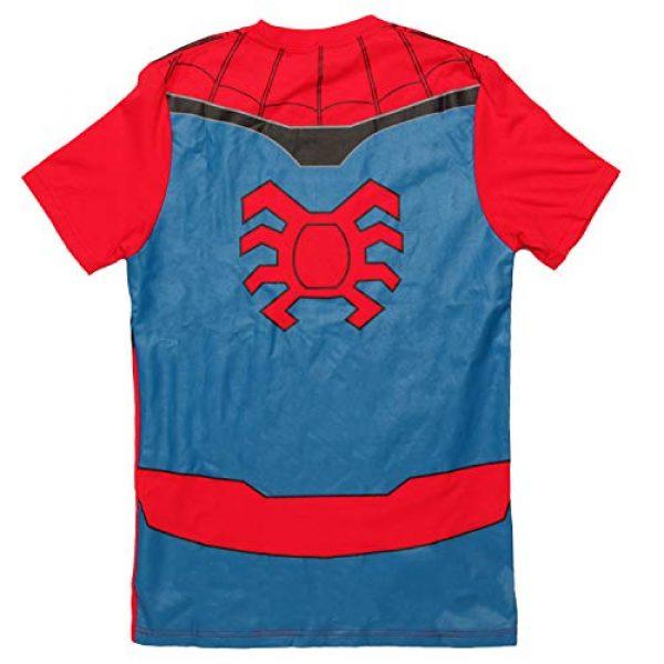 Marvel Graphic Tshirt 2 Comics Character Costume Adult T-Shirt