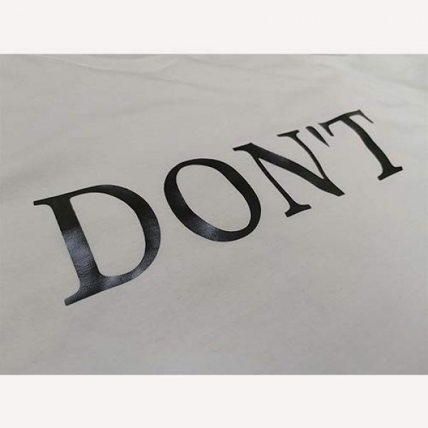 VoPee Graphic Tshirt 2 Mens Tee Dont Funny Letters Levy Graphic T-Shirt