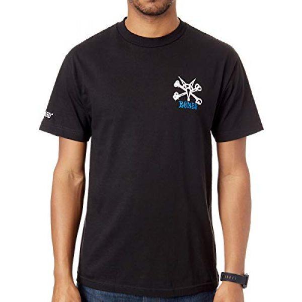 Powell Peralta Graphic Tshirt 4 Powell-Peralta Rat Bones T-Shirt