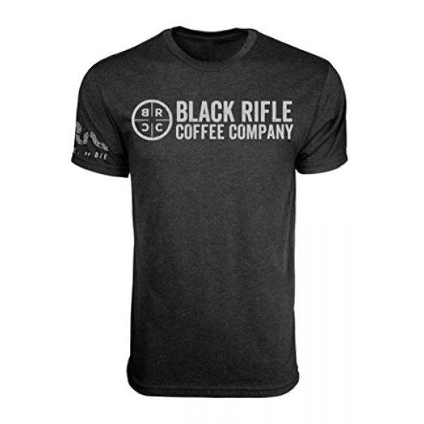Black Rifle Coffee Company Graphic Tshirt 1 Black Rifle Coffee T Shirts