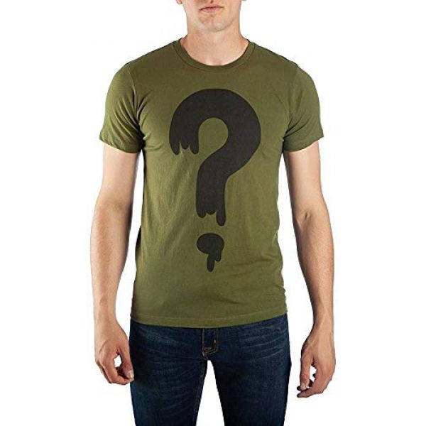 Bioworld Graphic Tshirt 2 Gravity Falls - Mystery Shack Staff Question Mark T-Shirt - Officially Licensed