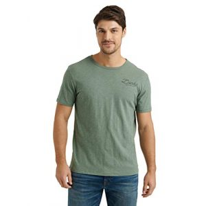 Lucky Brand Graphic Tshirt 1 Men's Short Sleeve Crew Neck Lucky Me Tee