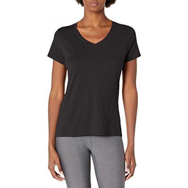 Hanes Graphic Tshirt 1 Women's X-Temp V-Neck Tee