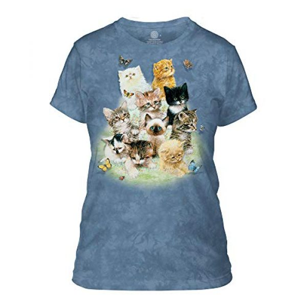 The Mountain Graphic Tshirt 1 Women's 10 Kittens Apparel
