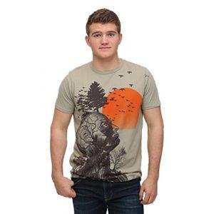 Junk Food Graphic Tshirt 1 Hangover Human Tree T-Shirt