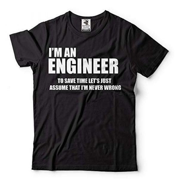 Milky Way Tshirts Graphic Tshirt 2 Engineer T-Shirt Classic Gift for Engineer