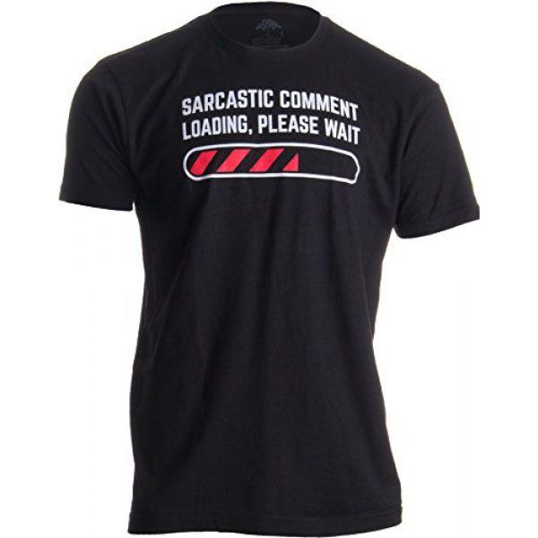 Ann Arbor T-shirt Co. Graphic Tshirt 1 Sarcastic Comment Loading Please Wait Funny Sarcasm Humor for Men Women T-Shirt