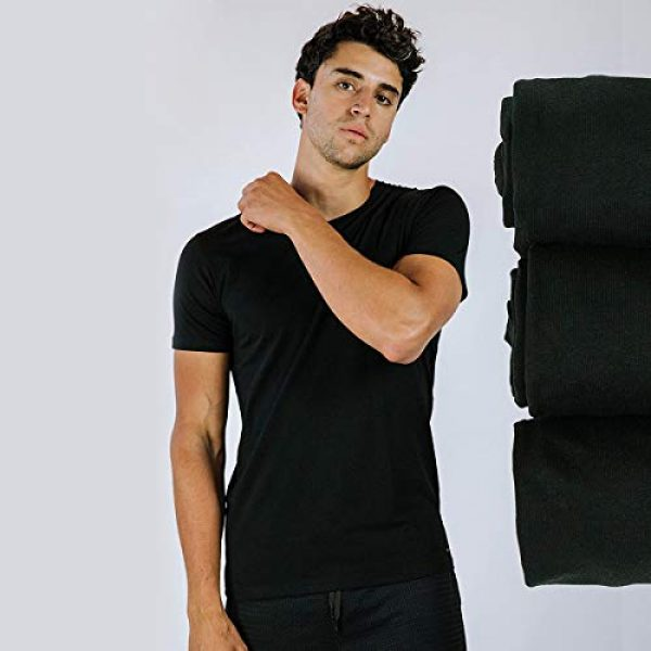 Pair of Thieves Graphic Tshirt 2 Men's Slim Fit Crew Neck T-Shirts, 3 Pack Super Soft Tees, AMZ Exclusive
