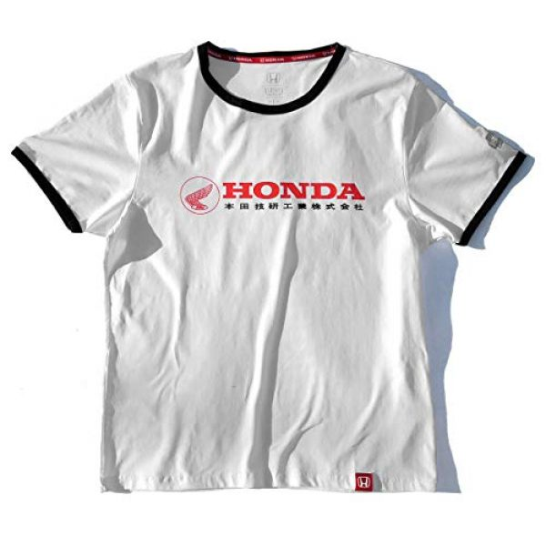 Vintage Culture Graphic Tshirt 1 Officially Licensed Honda 1964 Japan Brand Tee Shirt White