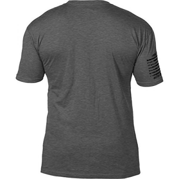 7.62 Design Graphic Tshirt 2 USMC Eagle Globe & Anchor 'Distressed' Men's T Shirt