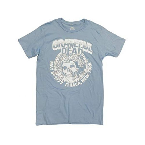 Ripple Junction Graphic Tshirt 1 Grateful Dead Ithaca New York Adult T-Shirt