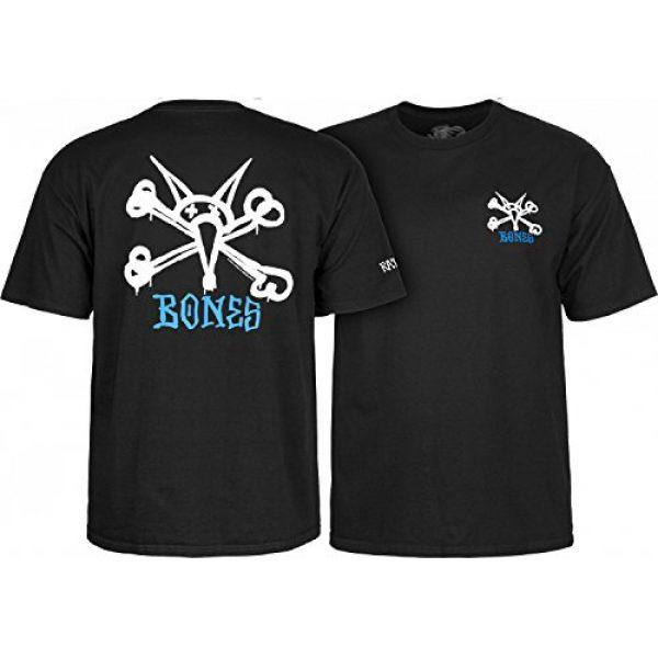 Powell Peralta Graphic Tshirt 3 Powell-Peralta Rat Bones T-Shirt