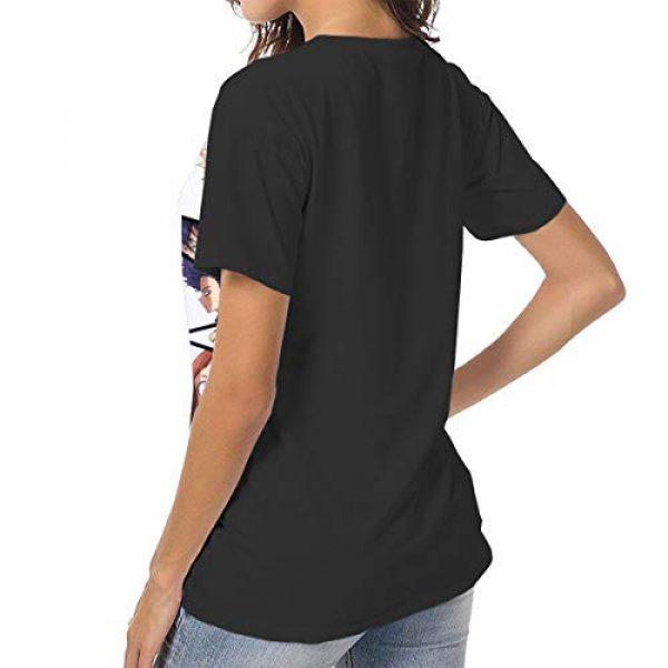 Vireieud Graphic Tshirt 7 Women's My Hero Academia Top Fashion Polyester Raglan Short Sleeve Baseball T Shirts
