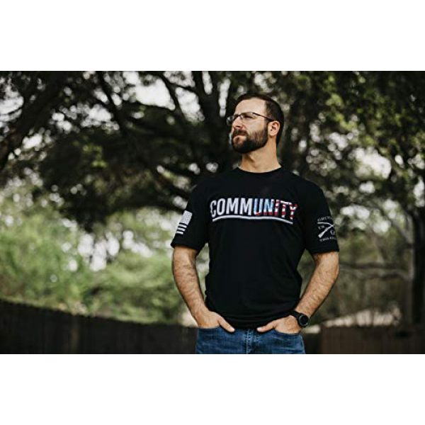 Grunt Style Graphic Tshirt 3 Community - Men's T-Shirt