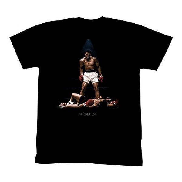 American Classics Graphic Tshirt 2 Muhammad Ali All Over Again Adult T-Shirt Tee