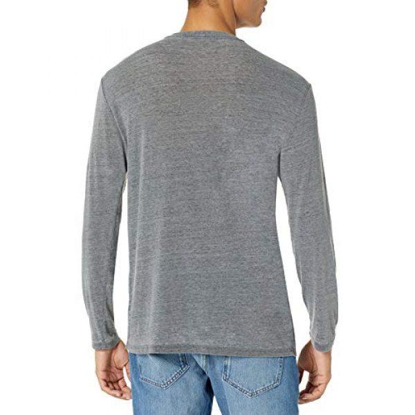 Goodthreads Graphic Tshirt 2 Amazon Brand - Goodthreads Men's Lightweight Burnout Long-Sleeve Crewneck T-Shirt