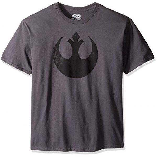 Star Wars Graphic Tshirt 1 Men's Rebel Alliance Logo Emblem T-Shirt