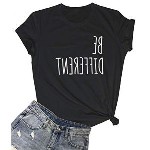 LOOKFACE Graphic Tshirt 1 Women Cute T Shirt Junior Tops Teen Girls Graphic Tees