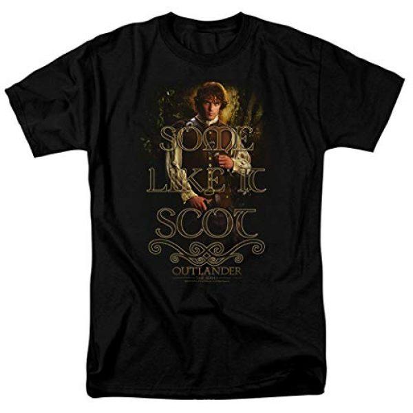 Popfunk Graphic Tshirt 1 Outlander Some Like It Scot T Shirt & Stickers