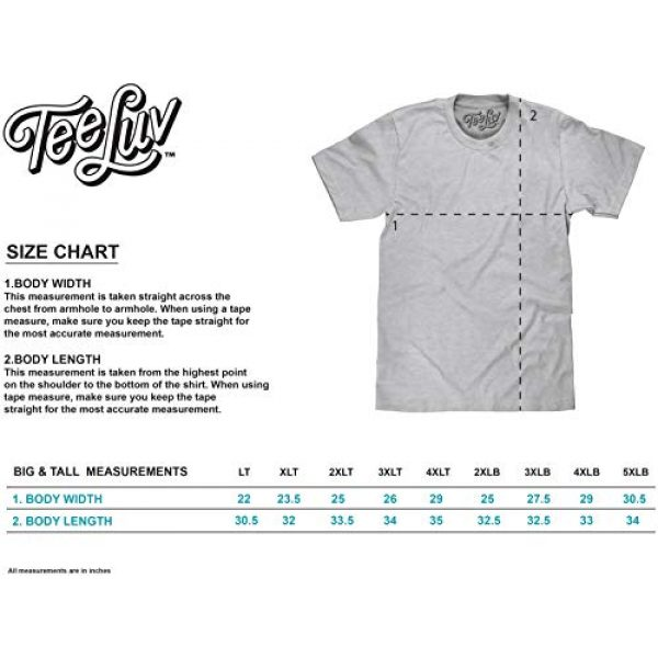 Tee Luv Graphic Tshirt 3 Ford Big and Tall T-Shirt - Ford Motor Company Detroit Shirt