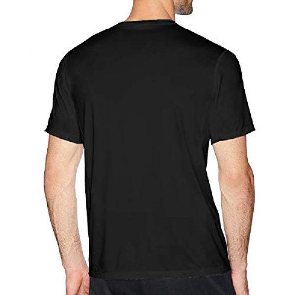 ShanqupU Graphic Tshirt 2 YoungBoy Man Hipster Short Sleeve T-Shirt Black