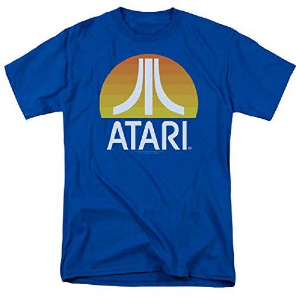 Popfunk Graphic Tshirt 1 Atari Video Game Retro Logo Vintage Gaming Console T Shirt & Stickers