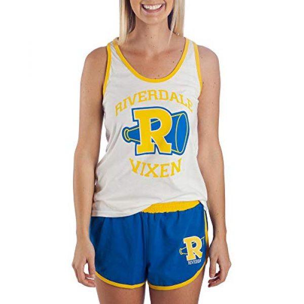Bioworld Graphic Tshirt 1 Juniors Riverdale Gym Outfit Riverdale Vixens Tank & Short Set Riverdale Gift - Riverdale Clothing Riverdale Apparel