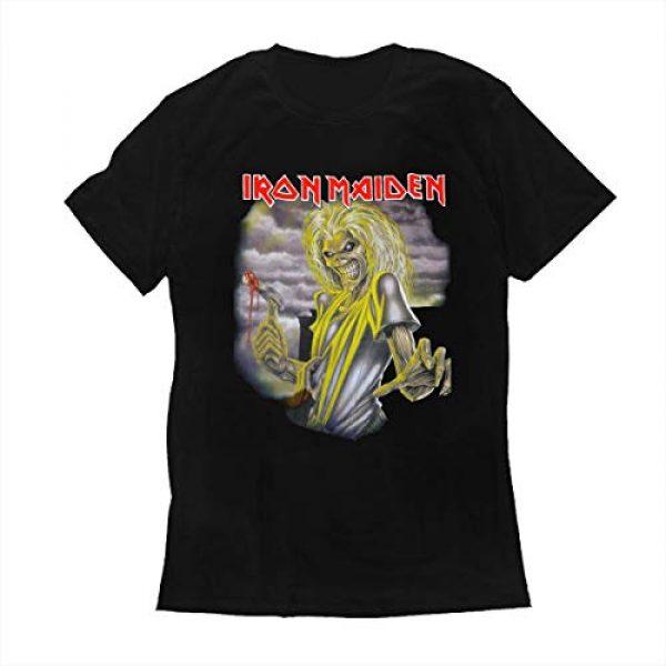 Global Graphic Tshirt 1 Iron Maiden Men's T-Shirt Black