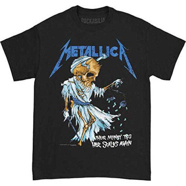 MERCH TRAFFIC Graphic Tshirt 1 Metallica Doris Men's T-Shirt
