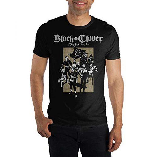 Bioworld Graphic Tshirt 1 Black Clover Manga T-Shirt