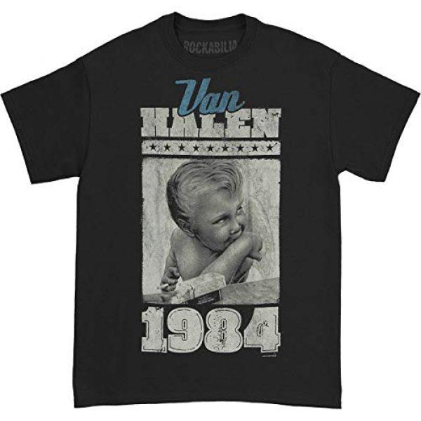 FEA Graphic Tshirt 1 Van Halen Vintage Baby Jumbo Adult T-Shirt