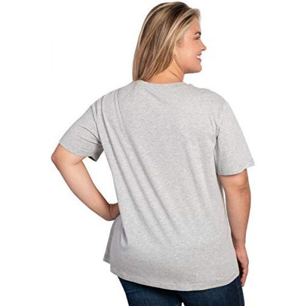 Disney Graphic Tshirt 2 Womens Plus Size T-Shirt Christmas Eeyore Winnie The Pooh