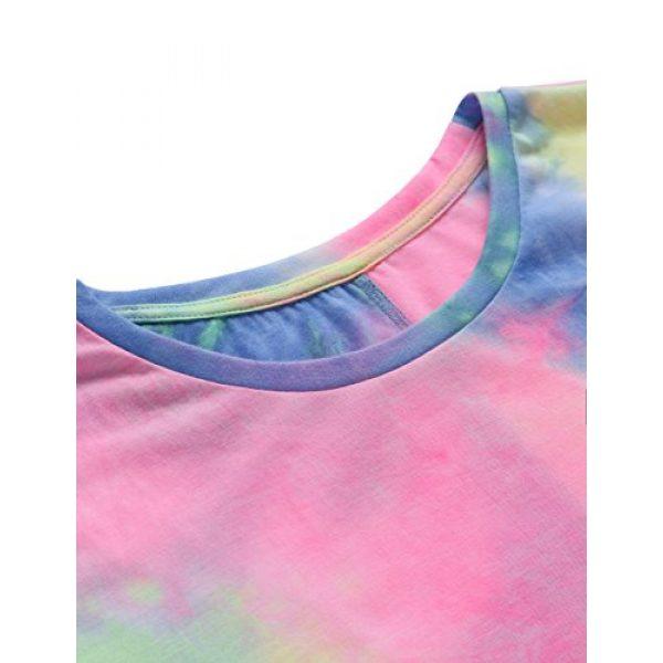 ROMWE Graphic Tshirt 4 Women's Loose Long Sleeve Comfy Swing Tunic Top Blouse T-Shirt Tee Tshirt
